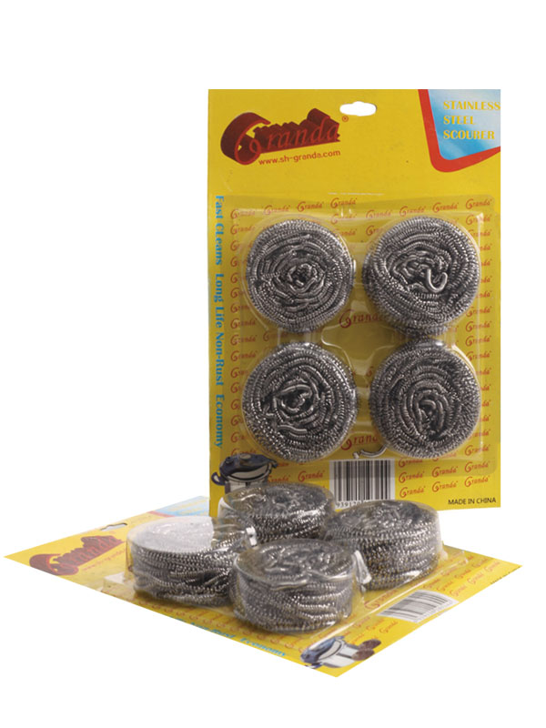 Tough Scourer 4 pack