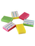 Lovely Printed Sponge Scouring Pad